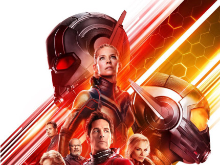 Antman and The Wasp in anteprima al Gabbiano