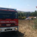 Roghi di sterpaglie a Senigallia e Ostra Vetere