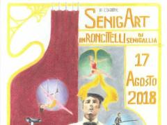 Senigart 2018 a Roncitelli