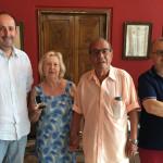 Turisti premiati a Pesaro