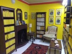 La nuova camera gialla a Ventimilarighesottoimari in Giallo