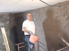 Santoli Service - Gaetano Santoli al lavoro