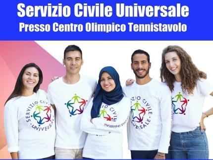 Servizio Civile da svolgere presso Tennistavolo Senigallia