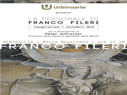 Mostra di Franco Fileri alla Rocca