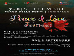 Peace and Love Festival 2018