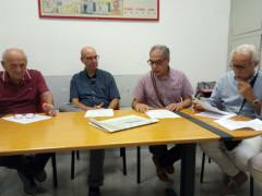 Rappresentanti Cgil,Cisl e Uil Senigallia