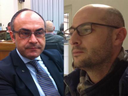 Massimo Bello e Moris Mansanta