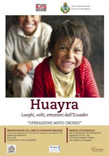 Huayra - Luoghi, Volti, Emozioni dall'Ecuador