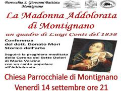 Madonna Addolorata di Montignano