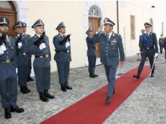 Cambio al vertice al Comando Generale Marche della Guardia di Finanza