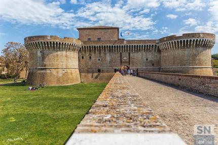 Rocca d'estate - Foto di Carlo Torelli