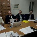 Marcello Liverani, Massimo Bello e Davide Da Ros, Milco Mariani e Sergio Taccheri