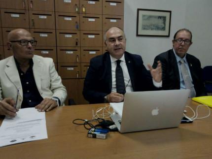 Marcello Liverani, Massimo Bello e Davide Da Ros