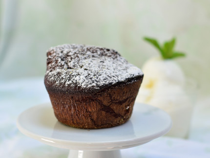 Tortino al cioccolato - ricetta di Luca Santini