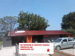 MC Coperture di Manuel Chiappetti - Bonifica amianto, impermeabilizzazione e manutenzione coperture