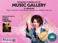 Music Gallery al Centro Commerciale Ipersimply Senigallia