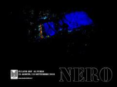 Nero, evento Confluenze