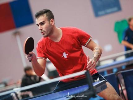Alec Gorini - Tennistavolo Senigallia