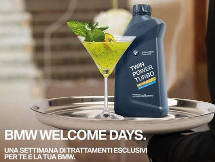 BMW Welcome Days da Cappello Antonio Service a Senigallia