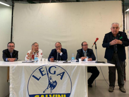 Conferenza programmatica Lega Senigallia e Valmisa
