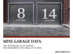 Mini Garage Days da Cappello Antonio Service a Senigallia