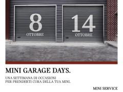Mini Garage Days da Cappello Antonio Service a Senigallia