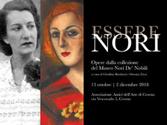 Nori De' Nobili in mostra a Cesena