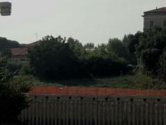 Lavori parcheggio via Cellini