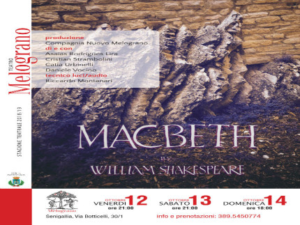 """Macbeth"" al Melograno"