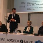 """Presentazione del logo """"Senigallia Città della Fotografia"""""""