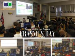"Erasmus Day ""Raccontami l'Europa"""