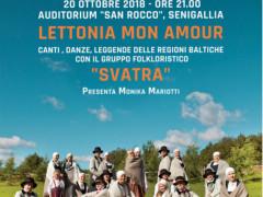 """""""Lettonia mon amour"""", manifesto"""