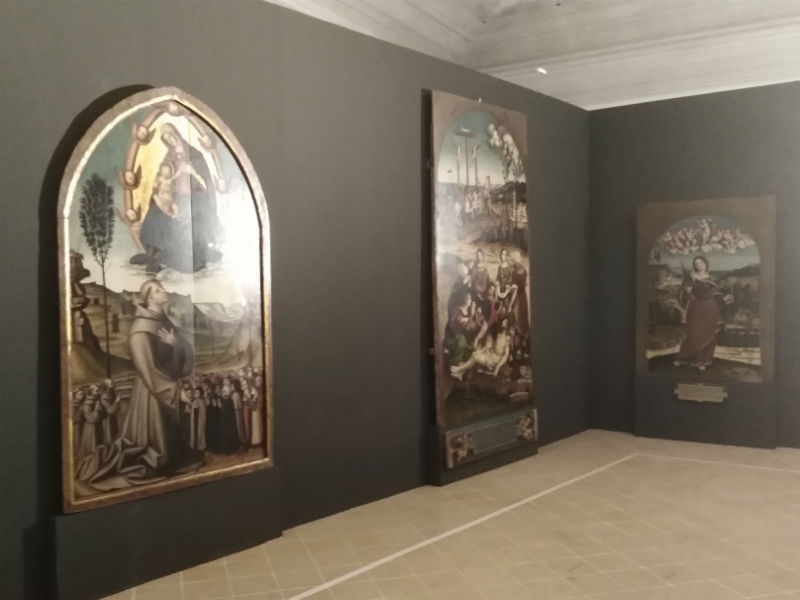 Perugino Crivelli Giaquinto Altra Importante Mostra A Senigallia
