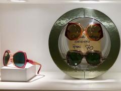 Occhiali vintage anni '70 al Centro Ottico Optovolante di Senigallia