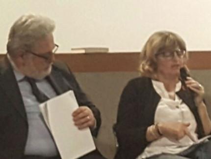 Ernesto Preziosi e Ilaria Ramazzotti
