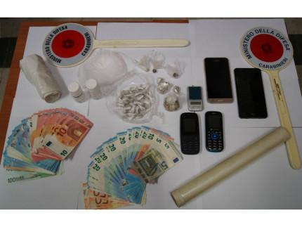 34enne trovata in possesso di 55 grammi di eroina