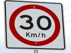 Limite velocità 30 km