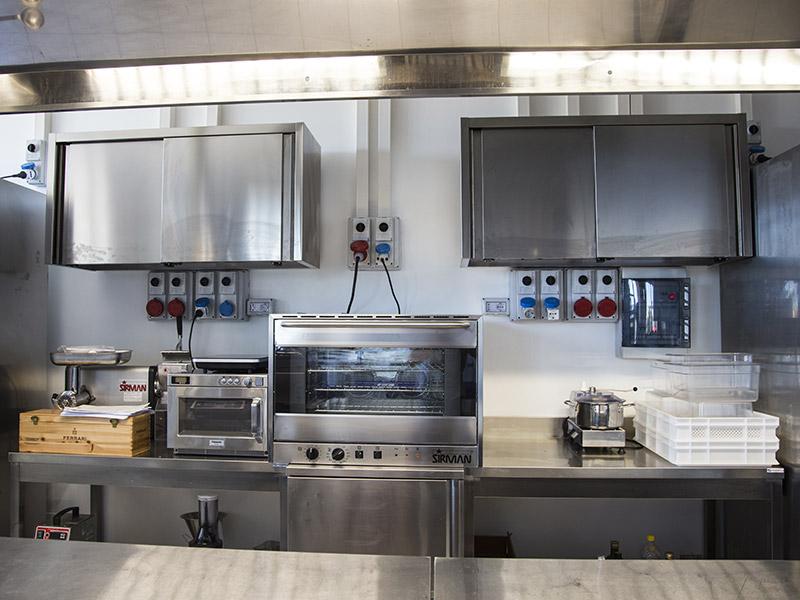 Cucina professionale presso Altema Formazione Marche a Senigallia