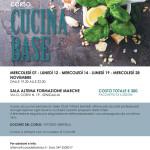 Corso cucina base presso Altema Formazione Marche a Senigallia