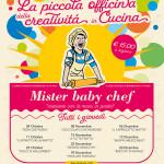 Corso Mister Baby Chef presso Altema Formazione Marche a Senigallia