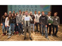 Premio Scuola Digitale: terzo posto per il Medi di Senigallia