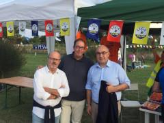 Lega: Sergio Taccheri, Davide Da Ros, Massimo Bello