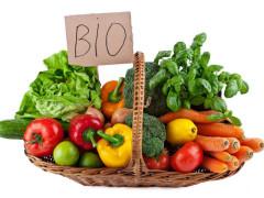 Ortaggi, frutta, verdura, agricoltura biologica
