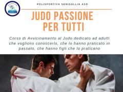 Corsi di judo gratuiti organizzati da Polisportiva Senigallia asd