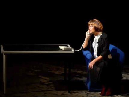 """""""Bianca come i finocchi in insalata"""", spettacolo teatrale"""