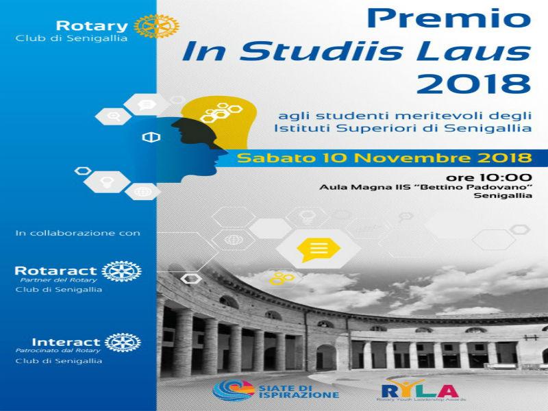 2bc5a59ab7 Il Rotary Club consegna cinque borse di studio agli alunni più meritevoli di  Senigallia - Senigallia Notizie