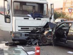 Incidente mortale sulla SS16 a Ciarnin di Senigallia