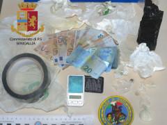 Sequestro droga da parte della Polizia