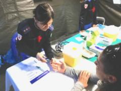 Il Lions Club Senigallia e la Croce rossa italiana per il diabete