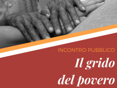 Il grido del povero - incontro a Senigallia